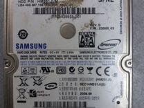 Нерабочий жесткий диск SAMSUNG 250 GB — Товары для компьютера в Краснодаре