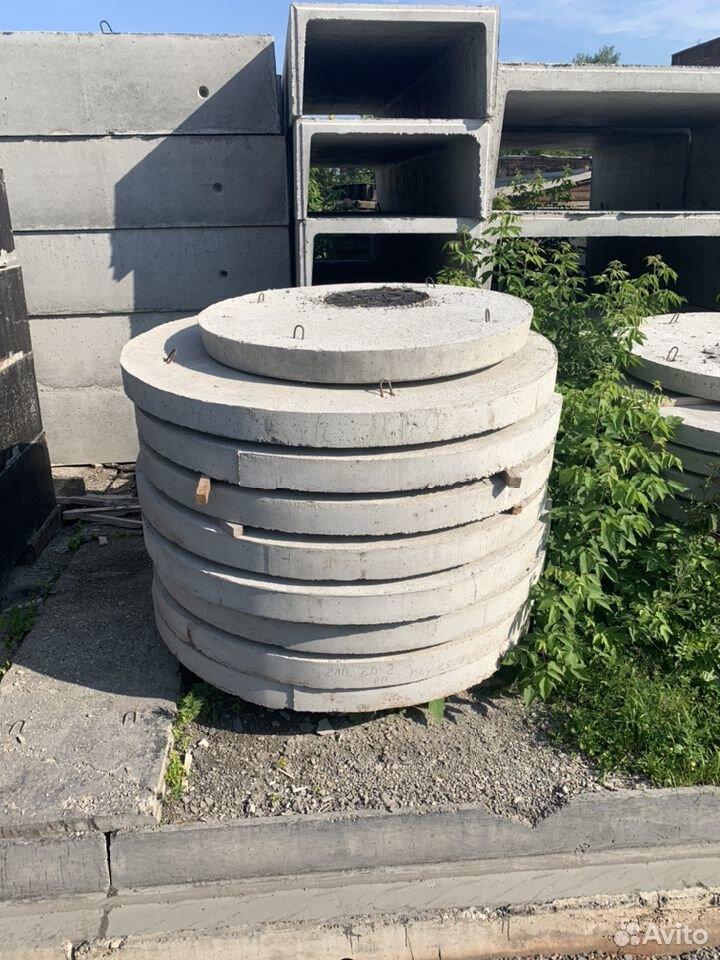 Крышка кольца 1 пп 15-2 с чугунным люком  89131711111 купить 1