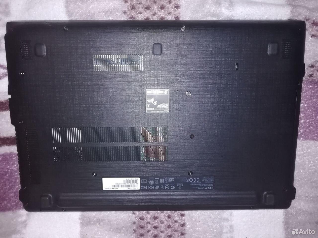 Ноутбук Acer EX2511G - C68R  89026052927 купить 4