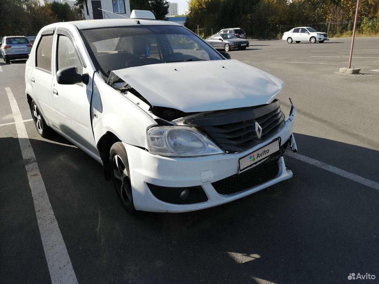 Renault Logan, 2010  89065770321 купить 2