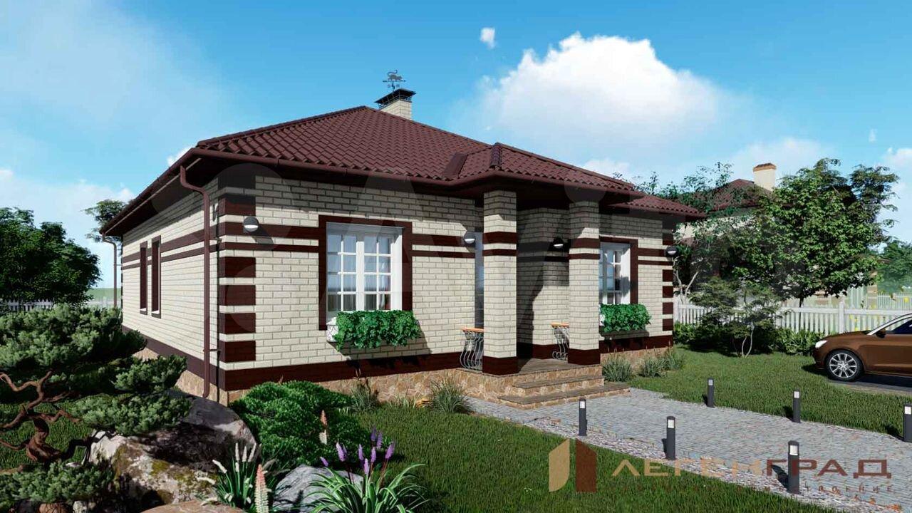 Дом 120 м² на участке 10 сот.  89065057319 купить 1