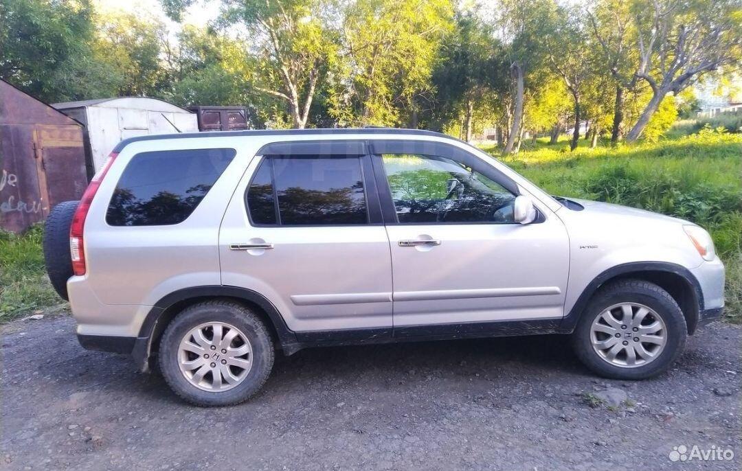 Honda CR-V, 2006  89098805480 купить 1