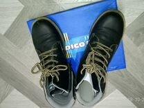 Ботинки весенние 37р