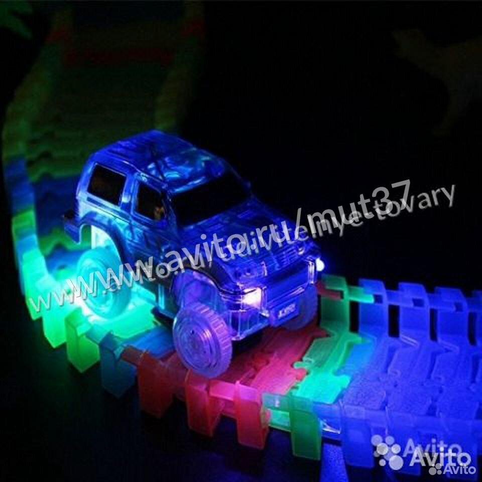 Magic tracks светящийся трек 420 деталей  89051063337 купить 1