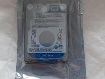 Жёсткий диск we blue 500gb