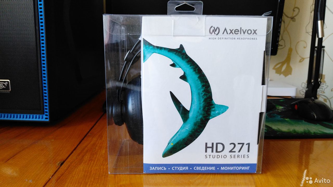 Наушники Axelvox HD271  89091082562 купить 1