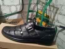 Обувь мужская из натуральной кожи