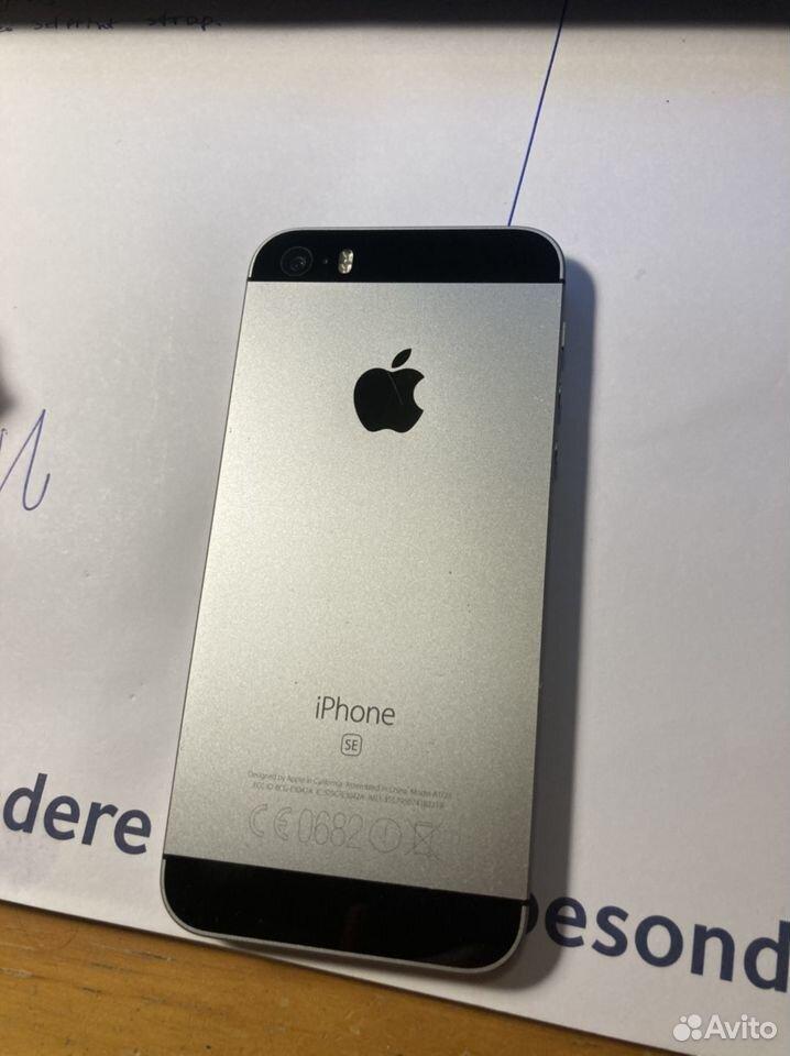 Телефон iPhone SE A1723 LTE 64Gb  89097979751 купить 4