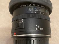 Объектив Canon EF 24 f/28 — Фототехника в Москве