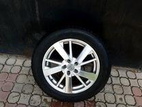 Комплект колес зима хакапелита