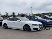 Продам пневмоподвеску на Audi A7