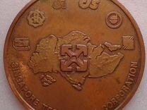 Медаль Defendory 1984 год