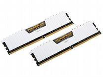 Комплект DDR4 16Gb(8Gbx2) Corsair 3000MHz (новая) — Товары для компьютера в Новосибирске