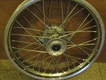 Переднее колесо cb400ss cl400
