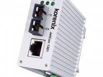 Медиаконвертер Korenix JetCon 1301-s