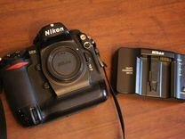 Nikon D2X рабочий, читаем описание