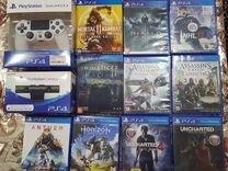 Набор для геймера PS4