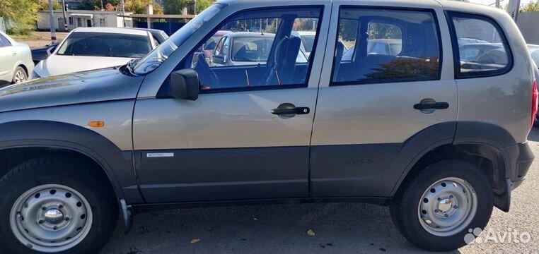 Chevrolet Niva, 2011  89063919872 купить 2