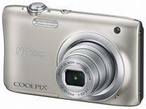 Продам фотоаппарат Nikon Coolpix A100