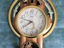 Часы настенные музыкальные с маятником