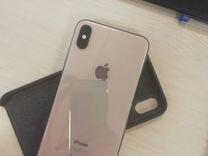iPhone Xsmax 64gb, gold