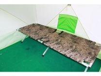 Палатка для зимней рыбалки Медведь Куб3, доставка