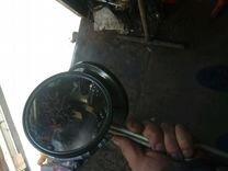 Запчасти для газ-69. зеркала круглые новые на рамк