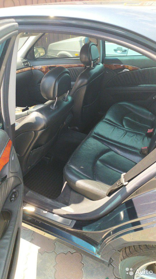 Mercedes-Benz E-класс, 2004  89632850228 купить 6