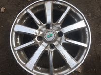 Диски литые r15 ford fusion, focus 1, fiesta. 4шт
