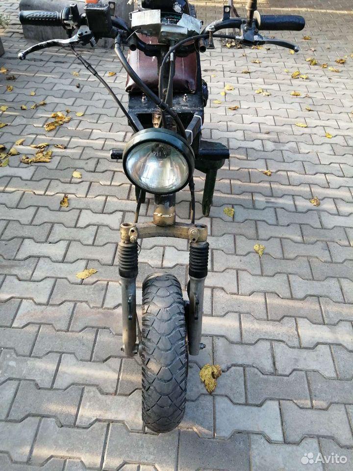 Со модельный скутер 80сс 4т