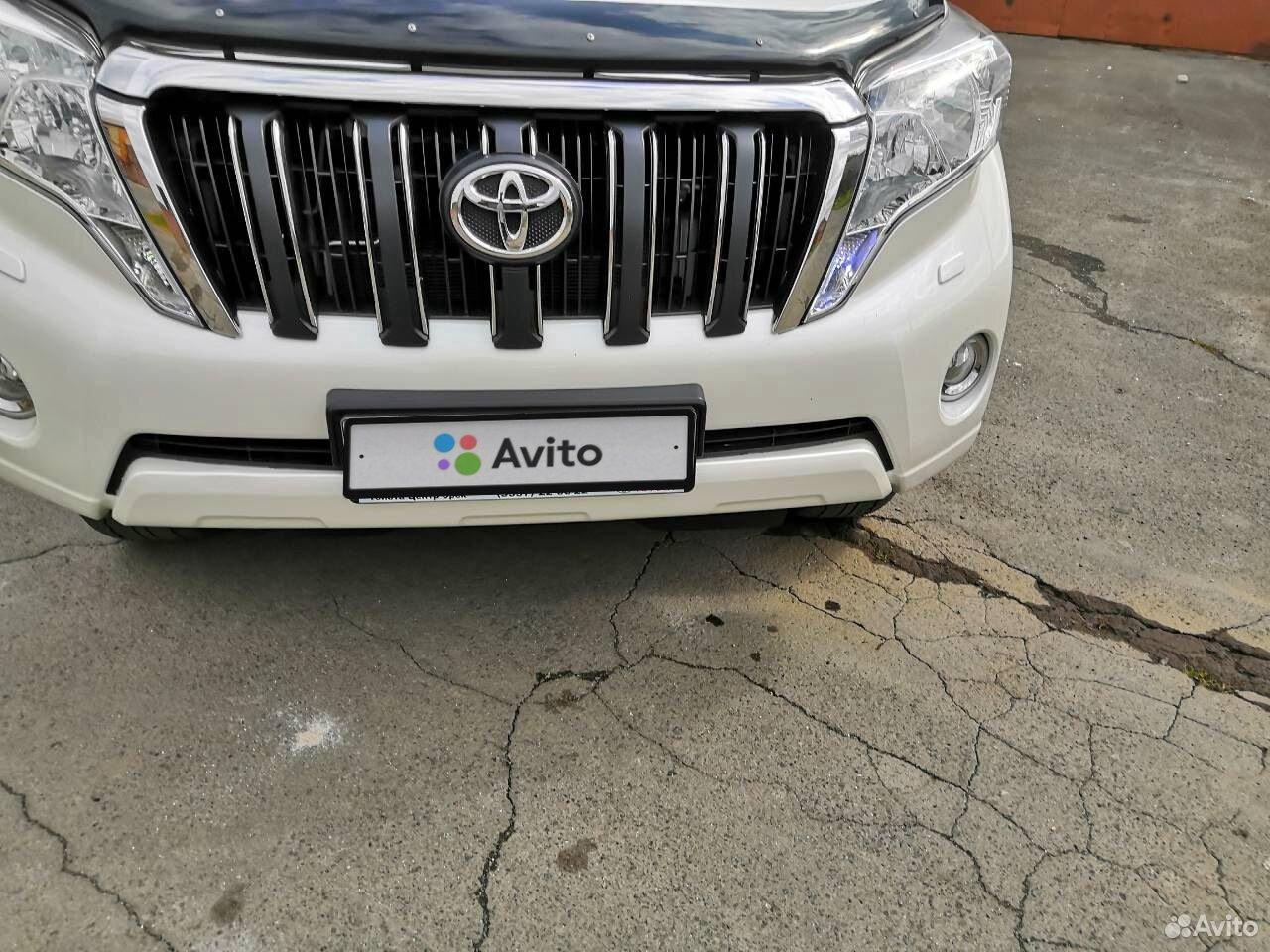 Toyota Land Cruiser Prado, 2013  89644648807 купить 6
