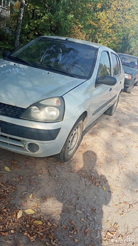 Renault Symbol, 2004  89092662472 купить 1