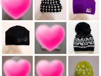 47 шапок на выбор