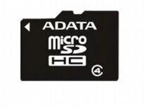 Adata microsdhc Class 4 4GB