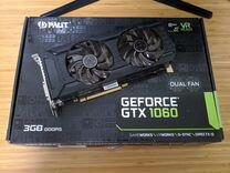 Palit GeForce GTX 1060 Dual