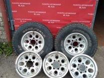 Литые диски Opel Frontera Nissan Patrol