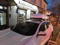 Багажник-бокс Toyota Rav4 в Краснодаре