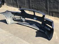 Бампер задний черный на BMW 6' F12 F13