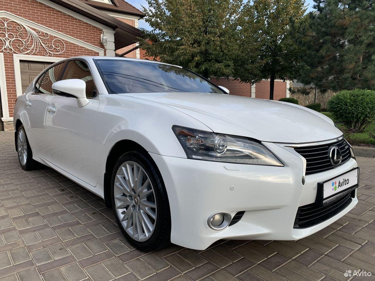 Lexus GS, 2012  89898002894 купить 7