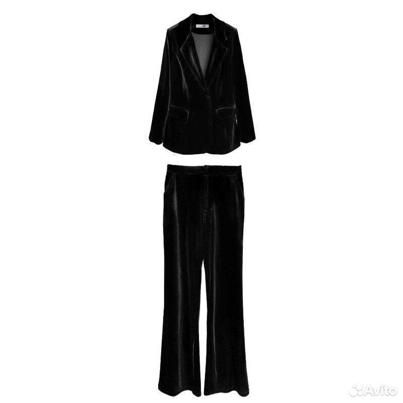 Брючный костюм женский  89021615490 купить 5
