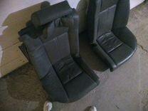 Задние сиденья BMW E65
