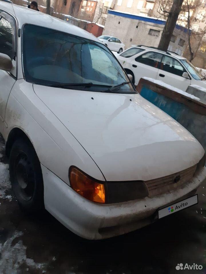Toyota Corolla, 1997  89676218930 купить 3