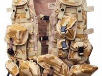 Разгрузочный жилет ddpm (разгрузка) армии Британии
