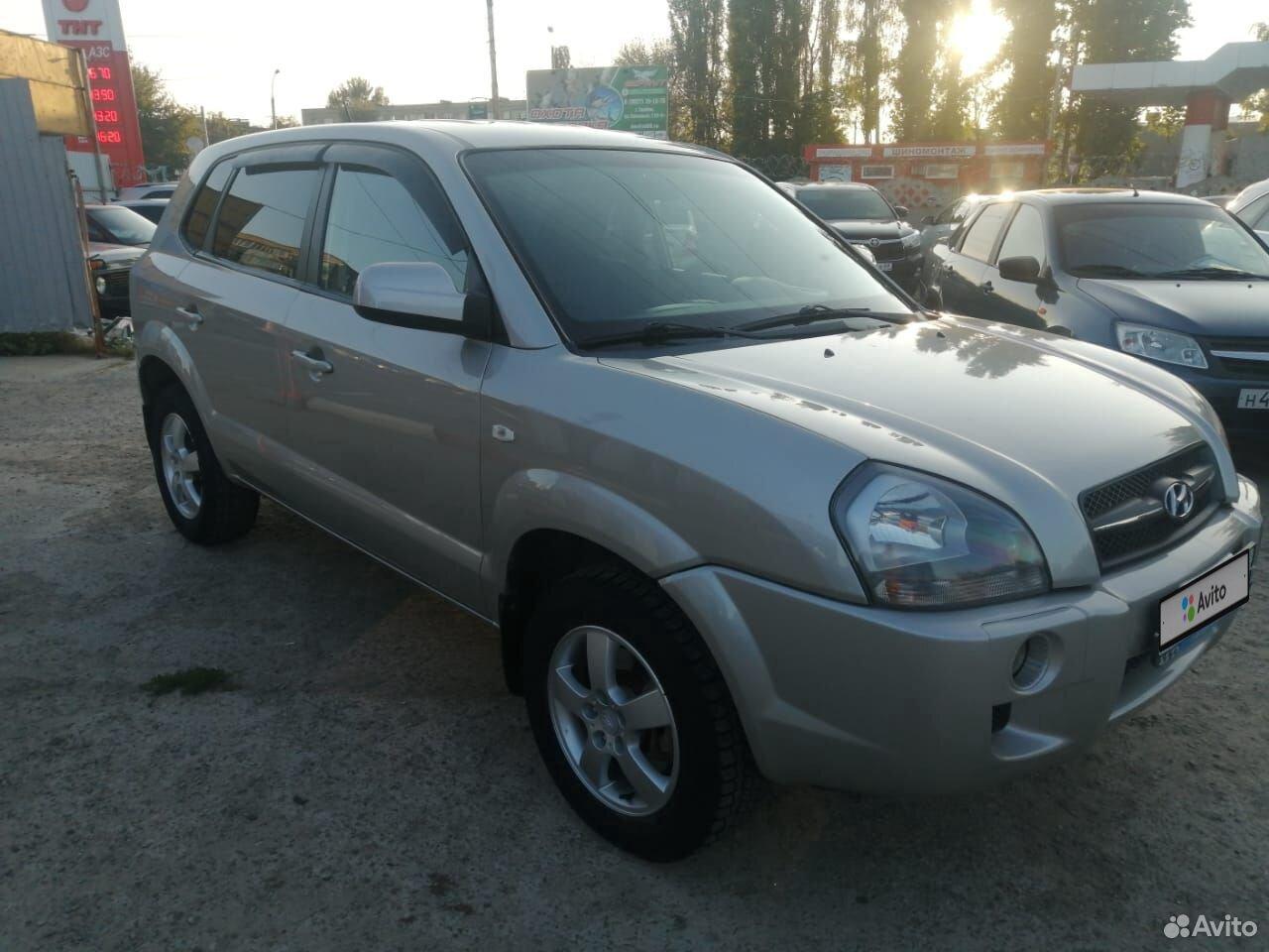 Hyundai Tucson, 2008  89092315708 buy 2