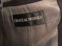 Костюм удлинённый с брюками LeChateau, Свадебный