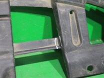 Накладка замка капота Nissan Qashqai J11 2013