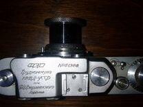 Старинный фотоаппарат,фэд