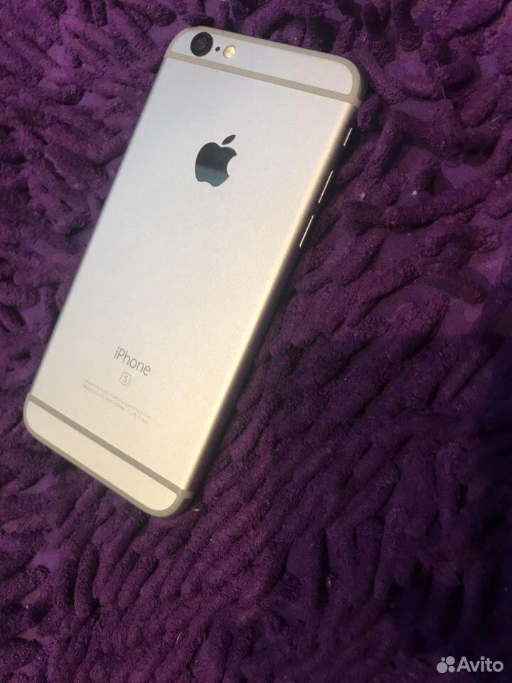 Телефон iPhone 6s  89000287486 купить 2