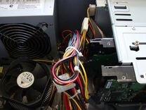 Asus P5KPL-AM SE\Core2Duo E6550\2Gb\cooler