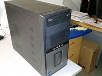 Системный блок на Xeon E5430